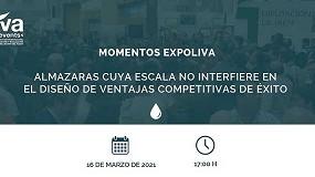 Foto de Nuevo 'Momento Expoliva' dedicado a la competitividad de las almazaras