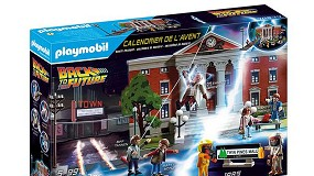 Foto de Calendario de adviento 'Back to the Future', PLAYMOBIL