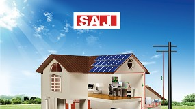 Foto de Sanitop torna-se parceira e é agora distribuidor de inversores solares SAJ (ficha de produto)