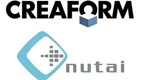 Foto de Nutai, nuevo socio integrador para soluciones automatizadas de Creaform en España