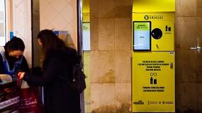 Foto de Los valencianos ya reciben recompensas por reciclar en contenedores amarillos y máquinas gracias a Reciclos
