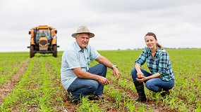 Foto de AGCO anuncia una estrategia que da prioridad al agricultor