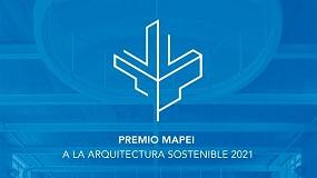 Foto de Se abre la inscripción a la V edición del Premio Mapei a la Arquitectura Sostenible 2021