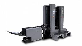 """Foto de Duplo 150, el sistema confeccionador de revistas """"compacto, productivo y extremadamente fácil de utilizar"""""""