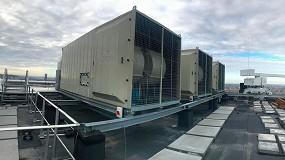 Foto de Refrigeración evaporativa: sostenibilidad y eficiencia