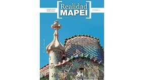 Foto de Monográfico sobre el Modernismo en la revista Realidad Mapei