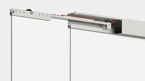 Foto de Klein presenta su nuevo sistema para frente acristalado corredero Rollglass+ 250 KSC