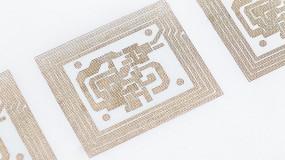 Foto de El futuro de la impresión electrónica sobre sustrato textil