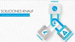 Foto de Nuevos sistemas de seguridad Knauf: antibalas, antirrobo y antirradiación
