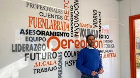 Foto de Entrevista a Rafael Alonso, gerente de Cristalerías Pereantón