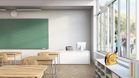 Foto de Roto contribuye a la ventilación natural inteligente para las aulas