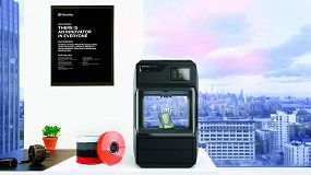 Foto de Makerbot se incorpora al portfolio de Excelencia-Tech