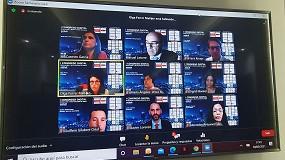 Foto de La Sesión II del Primer Congreso Digital se cierra con más de 860 inscritos e interesantes debates