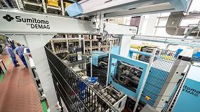Foto de Sumitomo (SHI) Demag y BASF desarrollan una nueva célula para la fabricación de polímeros de alto rendimiento