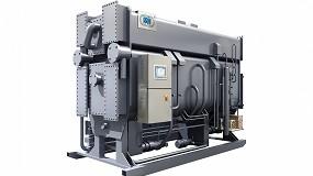 Foto de Kromschroeder s.a. ofrece la tecnología de frío por absorción para la industria química