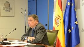 Foto de Planas apoya la concesión de ayudas desacopladas de la PAC al sector hortofrutícola