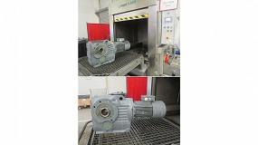 Foto de Sew-Eurodrive adquiere una cabina de lavado de piezas AquaClean a Suntec Maquinaria