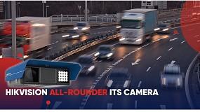 Foto de Hikvision lança a sua nova câmara ITS para melhorar o tráfego e a segurança no trânsito