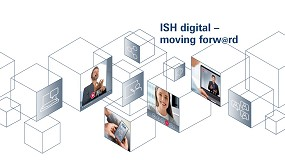 Foto de ISH digital está a chegar