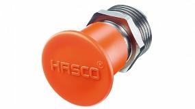 Foto de Nuevos tapones de protección Hasco para conectar boquillas pipetas de conexión