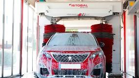 Foto de ISTOBAL logra cero vertidos de agua en el lavado de vehículos