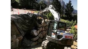 Foto de Muros de piedra seca: los nuevos equipos MB ayudan a las empresas y artesanos