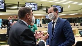 Foto de Planas quiere debate político en Bruselas para dotar de seguridad la elaboración del Plan estratégico