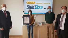 Foto de Cygsa se convierte en el primer fabricante de compuestos que consigue el certificado OCS de Aenor