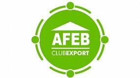 Foto de Club Export de AFEB celebra su primer programa sobre Mercados Internacionales