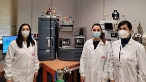 Foto de El IRTA adquiere un cromatógrafo de alta sensibilidad para lograr una mayor seguridad alimentaria y calidad medioambiental