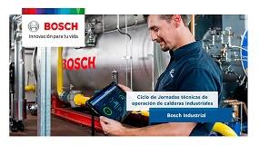 Foto de Bosch organiza un nuevo ciclo de jornadas técnicas de operación de calderas industriales
