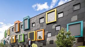 Foto de Steni: a solução com o melhor custo-benefício para painéis de fachada
