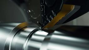 Foto de Sandvik Coromant extiende su gama de calidades de torneado de acero para incorporar más operaciones de torneado