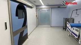 Foto de Aprimatic presenta su nuevo catálogo de puertas hospitalarias