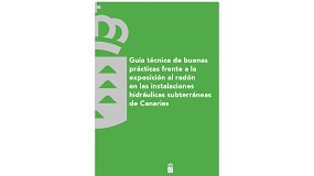 Foto de Guía de buenas prácticas para la protección frente a la exposición al gas radón en explotaciones mineras de agua subterráneas en terrenos y formaciones volcánicas de las Islas Canarias