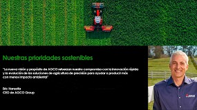Foto de AGCO reducirá un 20% la emisión de gases de efecto invernadero en sus fábricas
