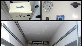 Foto de Sistemas de humidificação: para camiões de transporte (ficha de produto)