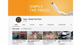 Foto de GS Tecnic, nuevo distribuidor de las prensas de inyección verticales de Turra