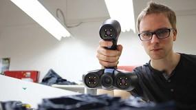 Foto de Creaform incluye el escáner 3D Academia 20 a su paquete de soluciones educativas