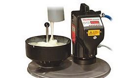 Foto de Bombas para etiquetadoras de cola fria: bomba doseadora de pistão auto-aspirante e pneumática (ficha de produto)