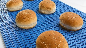 Foto de Esteiras alimentares modulares: padaria, pastelaria, carne, processamento de peixe e manipulação de frutas e vegetais (ficha de produto)