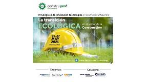 Foto de Ya está abierta la inscripción para poder asistir al congreso construyes! 2021