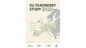 Foto de GBCe presenta el primer estudio de taxonomía de la Unión Europea que permite clasificar la sostenibilidad de los edificios