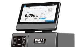 Foto de Nueva etiquetadora manual con pesaje LP-5000 para entornos industriales de Dibal