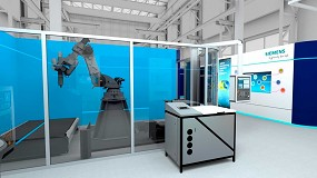 Foto de Siemens organiza un tour virtual por su Additive Manufacturing Experience Center