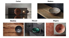 Foto de Bathco Atelier: ilusiones sobre porcelana