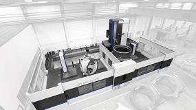Foto de Máxima eficiencia y capacidad de arranque en el mecanizado de piezas estructurales para el sector eólico