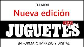 Foto de Participe en la próxima edición de JUGUETES b2b