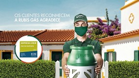 Foto de Rubis Gás conquista título de 'empresa líder' em 2020 no setor do 'gás em garrafa'