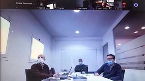 Foto de AFEB organiza un encuentro virtual con Ehlis - Cadena88